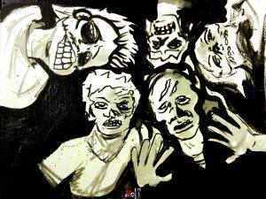 Zombies Got You (Glow In The Dark)