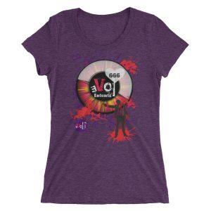 EVOL Intents Ladies' short sleeve t-shirt