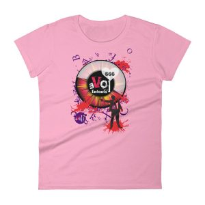 EVOL Intents Women's short sleeve t-shirt