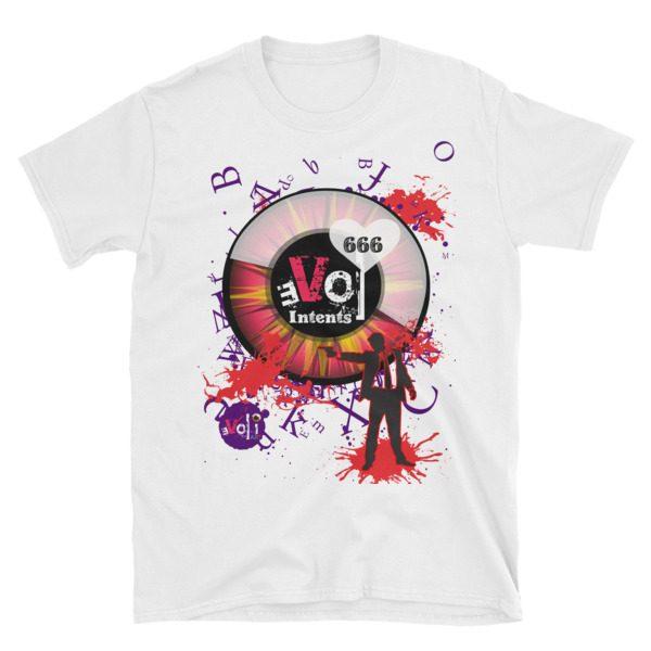 EVOL Intents – Short-Sleeve Unisex T-Shirt