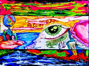 Eye In The Dreamscape