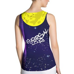 """Universal Love"" Sublimation Cut & Sew Tank Top"