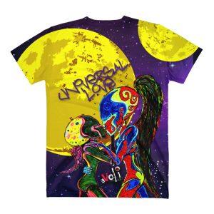 """""""Universal Love"""" Women's V-Neck T-Shirt"""