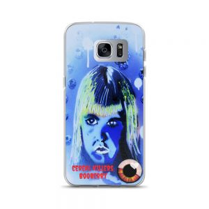 """""""Cereal Killers: Booberry"""" Samsung Case"""