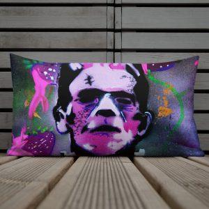 Frankenberry Premium Pillow