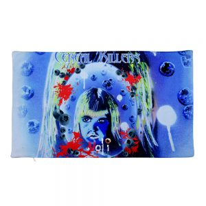 Boo Berry Premium Pillow Case only