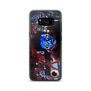 """Thriller"" Samsung Case"