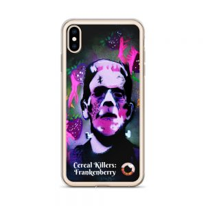 """Cereal Killers: Frankenberry"" iPhone Case"