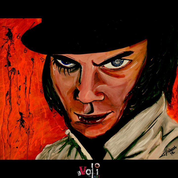 Alex | Clockwork Orange Art