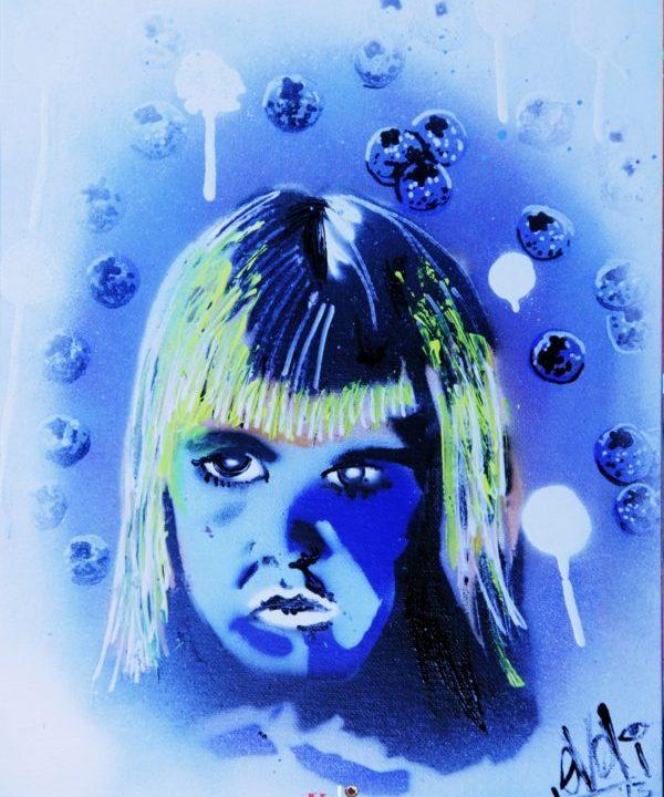 Cereal Killers: Boo Berry – Urban Pop Art