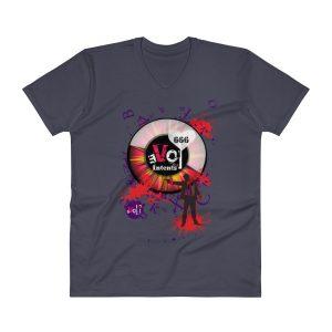 EVOL Intents V-Neck T-Shirt