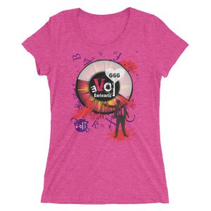 EVOL Intents Ladies' short sleeve t-shirt
