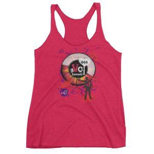 EVOL Intents Women's Racerback Tank