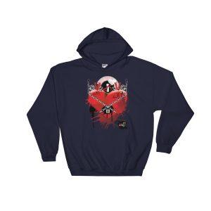 Love is Evol Hooded Sweatshirt