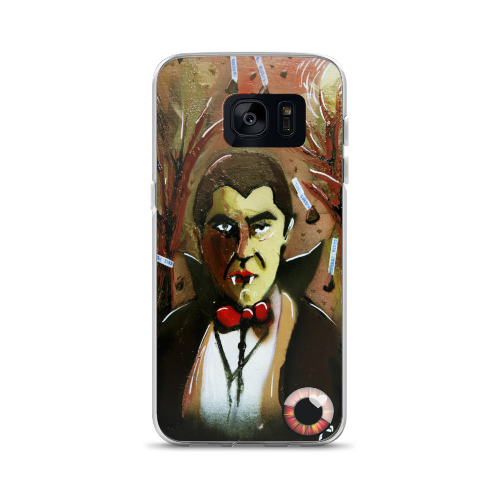 """Cereal Killers: Count Chocula"" Samsung Case"