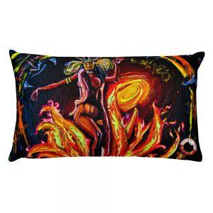 """""""Satanico Pandemonium"""" Premium Pillow"""