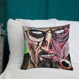 """Breaking Dead"" Premium Pillow"