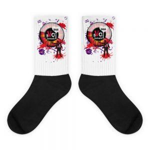"""""""EVOL INTENTS"""" Socks"""