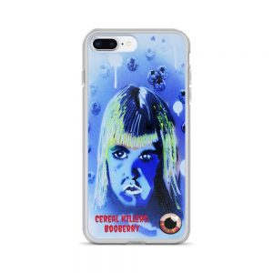 Cereal Killers: Boo-berry iPhone Case