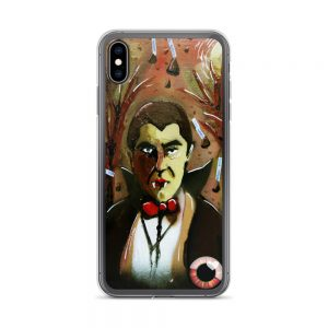 """Cereal Killers: Count Chocula"" iPhone Case"