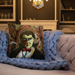 Count Chocula Premium Pillow