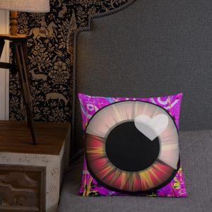 Beautiful Black Pussy Premium Pillow