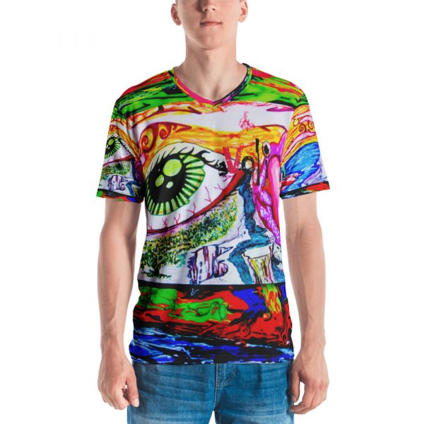 """Eye in A Dreamscape"" Men's T-shirt"
