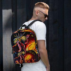 """""""Satanico Pandemonium"""" Backpack"""