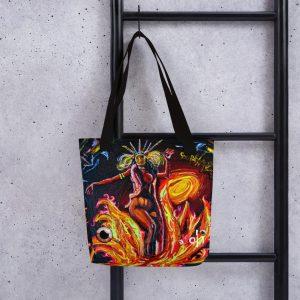 """""""Satanico Pandemonium"""" Tote bag"""