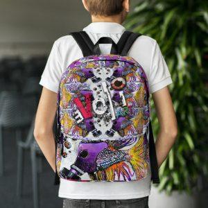 """""""F*** You BP"""" Backpack"""