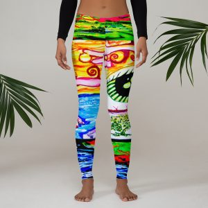 Eye In The Dreamscape Leggings