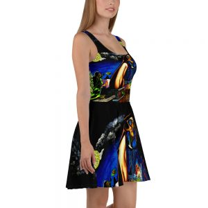Worlds Biggest Secrets Skater Dress