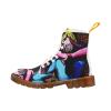 Come Men's Lace Up Canvas Boots (Model 1203H)