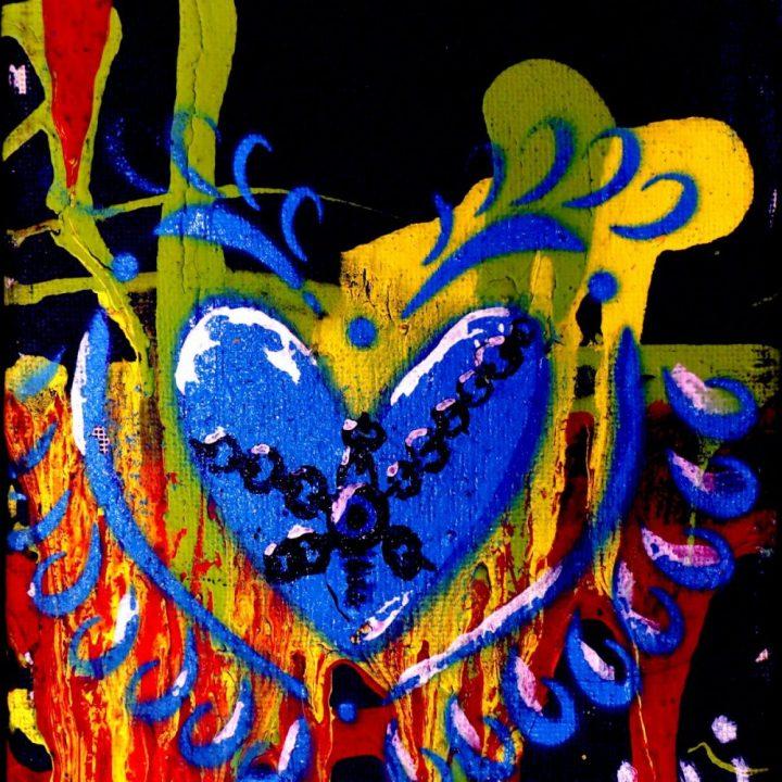 MY LOCKED HEART #1