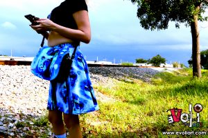 Fort Lauderdale Urban Fashion Shoot
