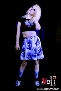 Punk Rock Fashion Photoshoot
